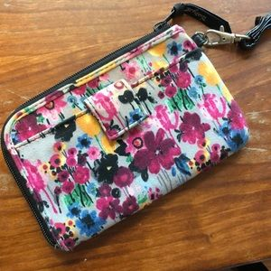 Thirty One Wristlet Wallet